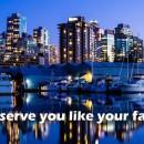 We Serve you like you families